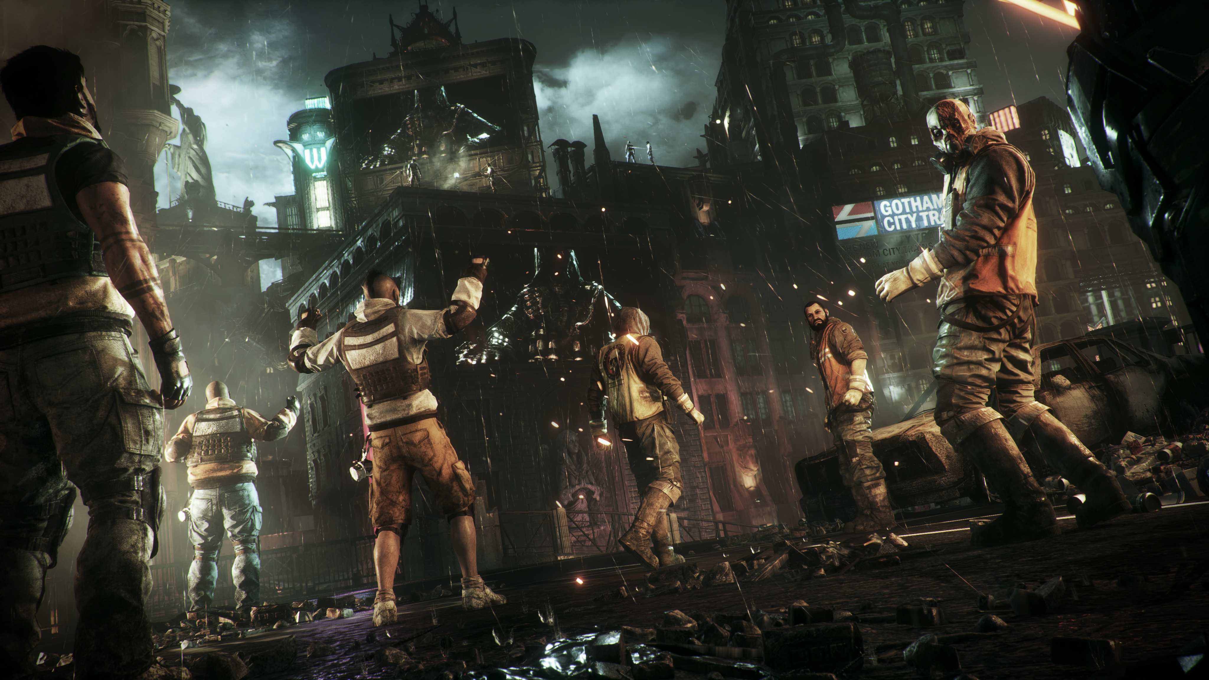 Nový gameplay trailer Batmana ukazuje všechny složky hry 109325