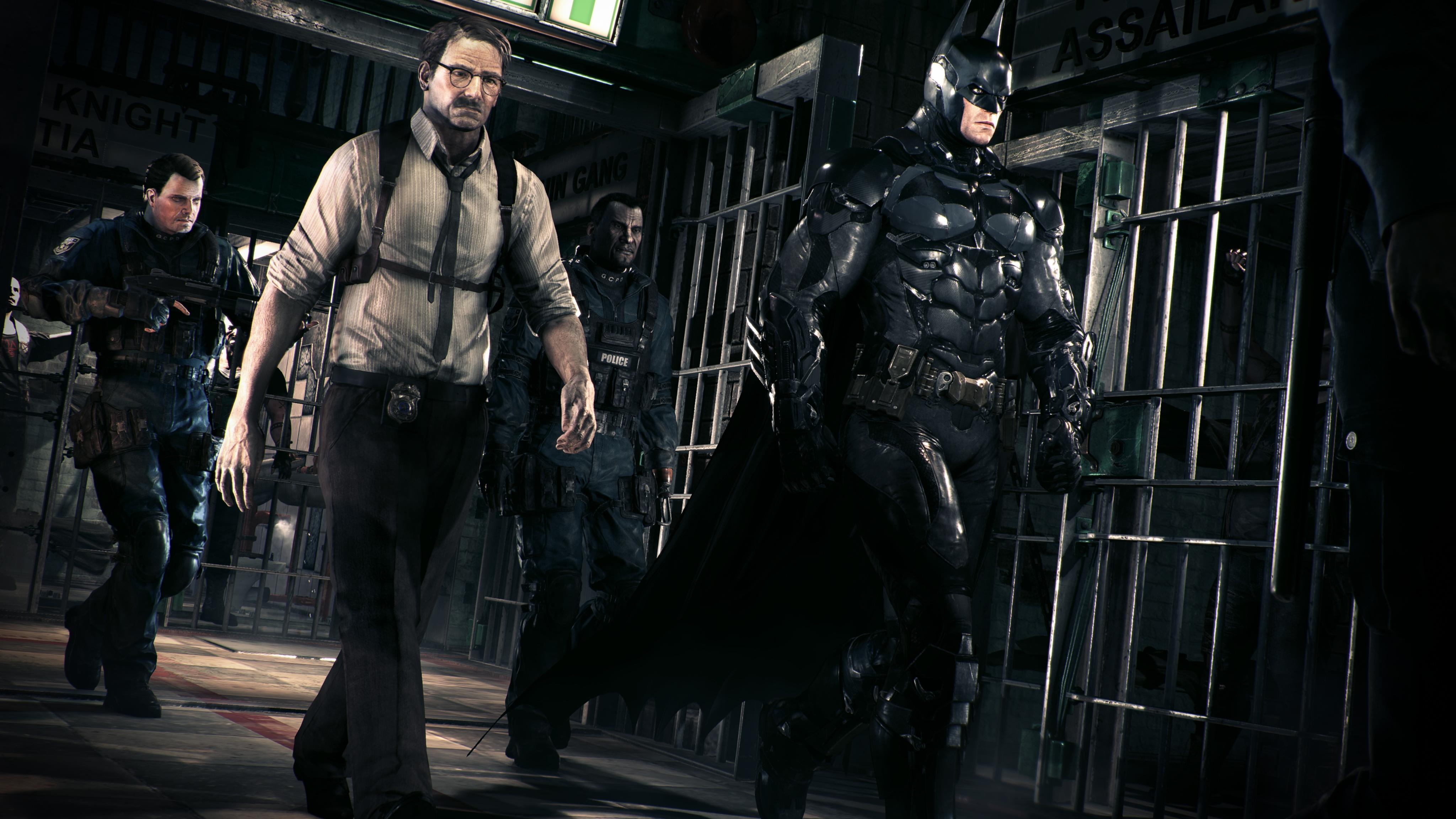 Nový gameplay trailer Batmana ukazuje všechny složky hry 109326