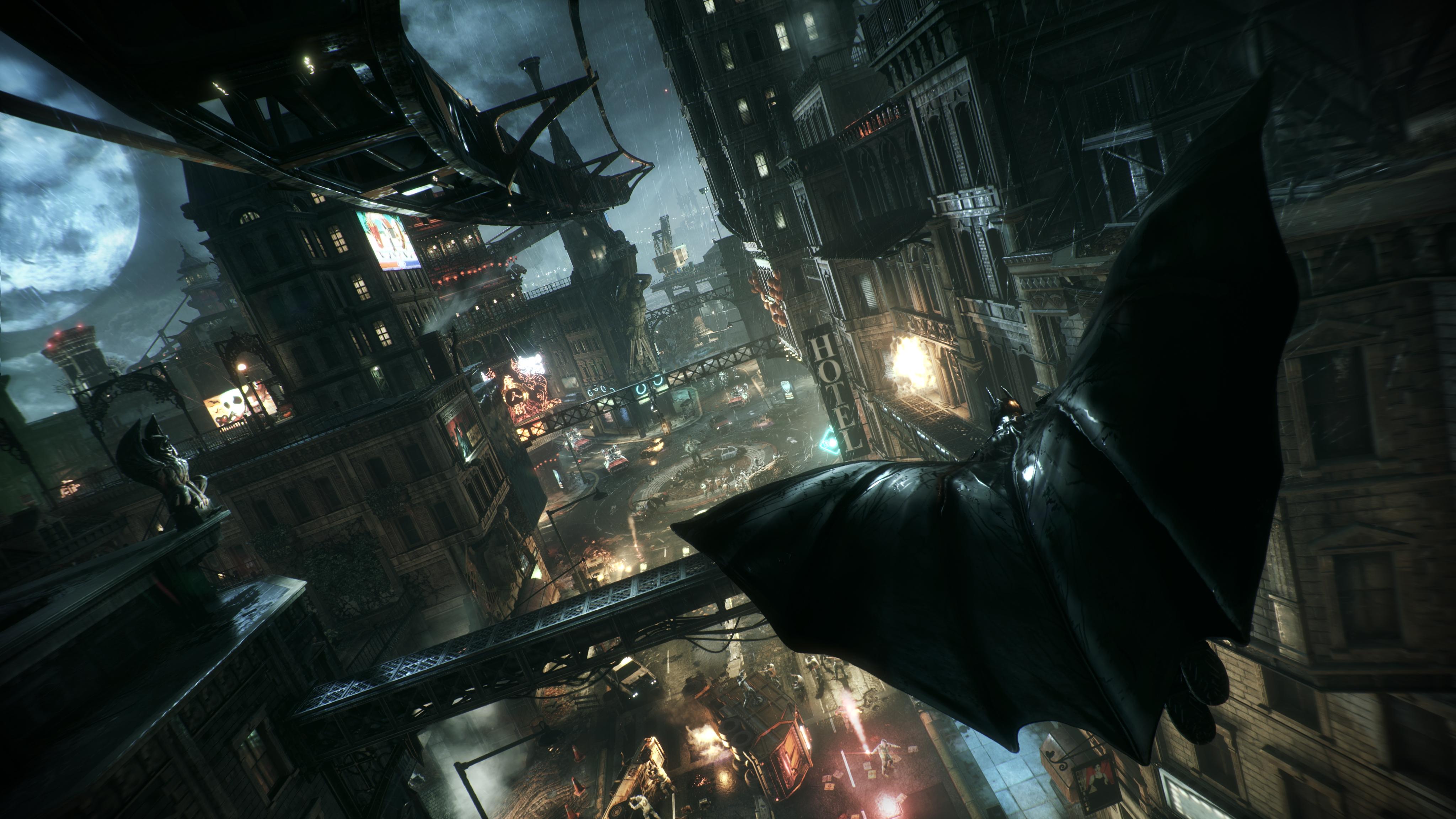Nový gameplay trailer Batmana ukazuje všechny složky hry 109329