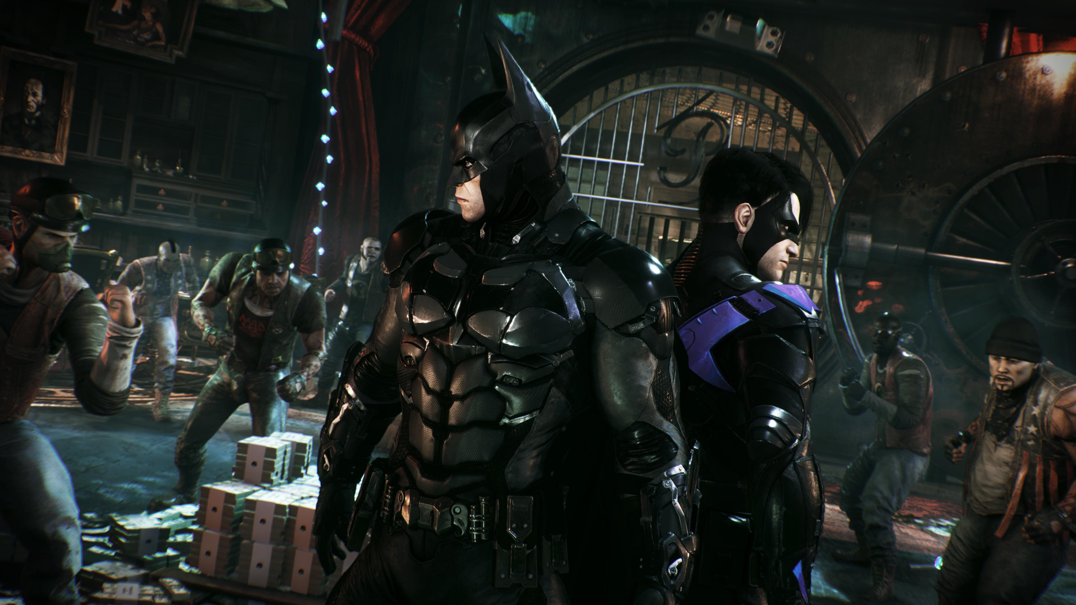 Nový gameplay trailer Batmana ukazuje všechny složky hry 109332