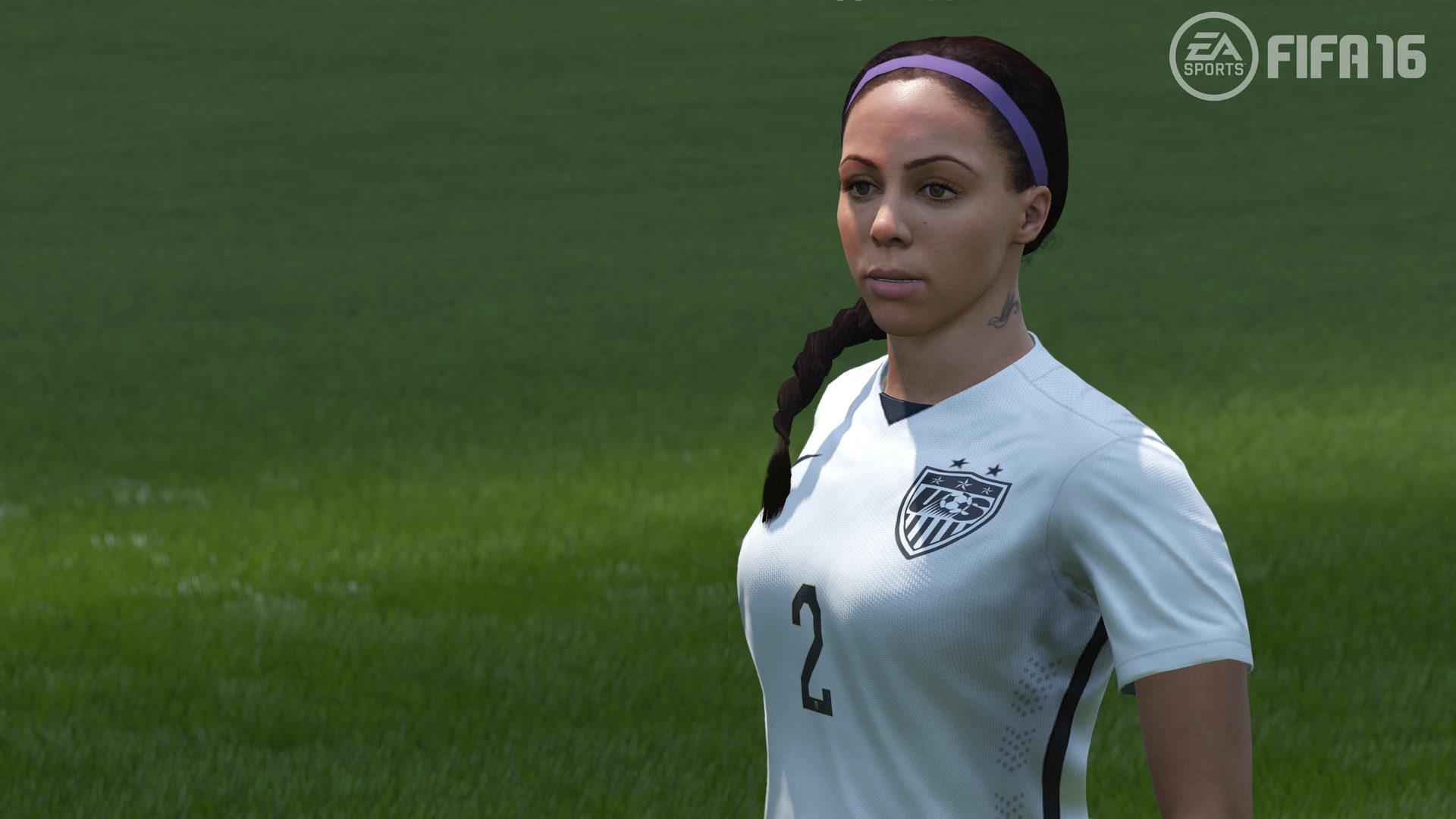 Novinkou ve FIFA 16 budou ženské národní týmy 109337