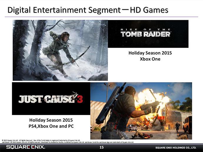 V pondělí novinky o Rise of the Tomb Raider 109343