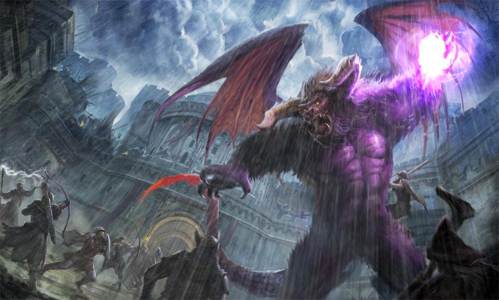 Obrazem: Nebezpečné potvory z Dragon's Dogma Online 109350