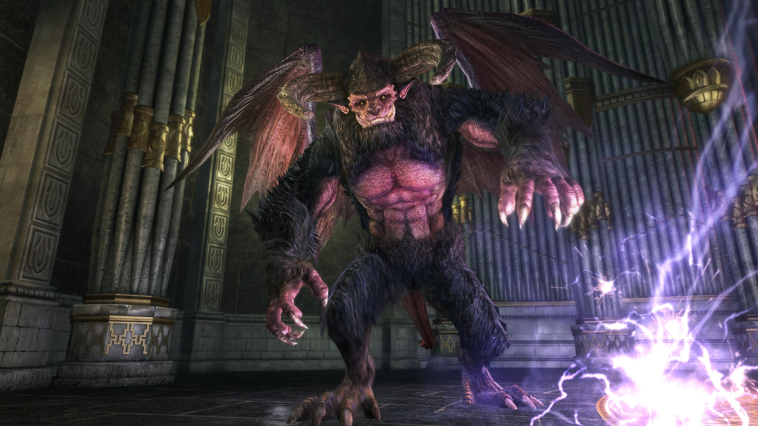 Obrazem: Nebezpečné potvory z Dragon's Dogma Online 109352