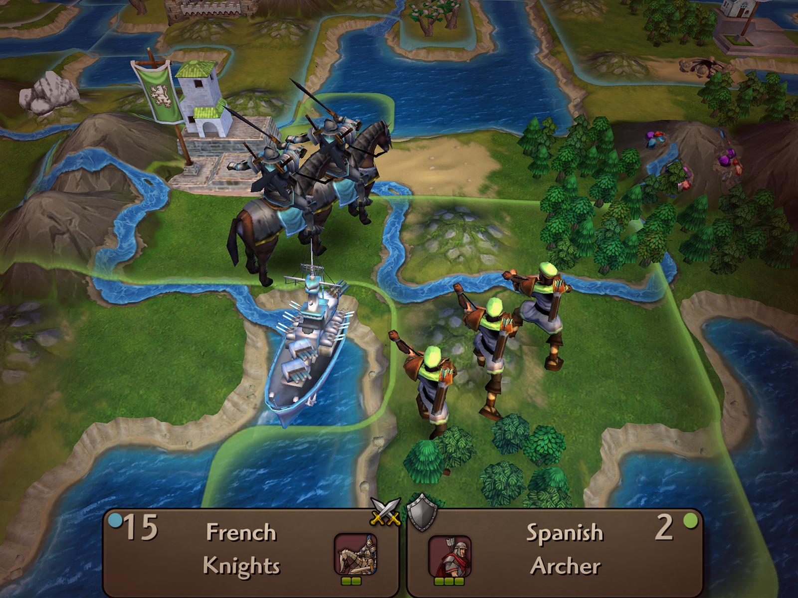 Mobilní hra Civilization Revolution 2 má mířit na PS Vita 109371