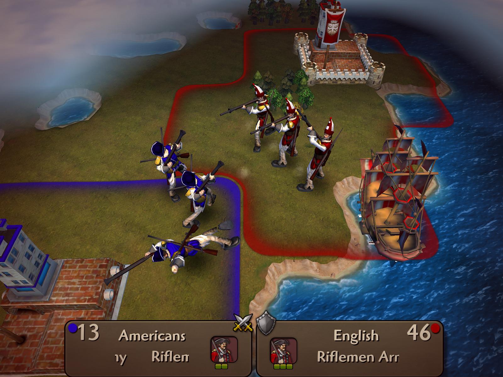 Mobilní hra Civilization Revolution 2 má mířit na PS Vita 109372