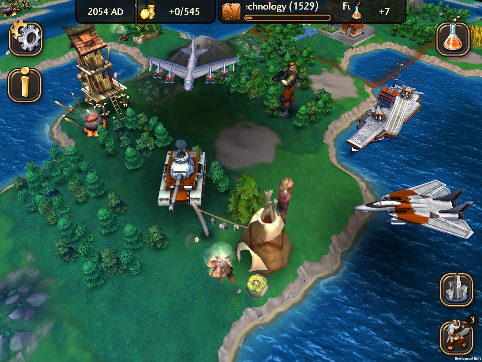 Mobilní hra Civilization Revolution 2 má mířit na PS Vita 109374