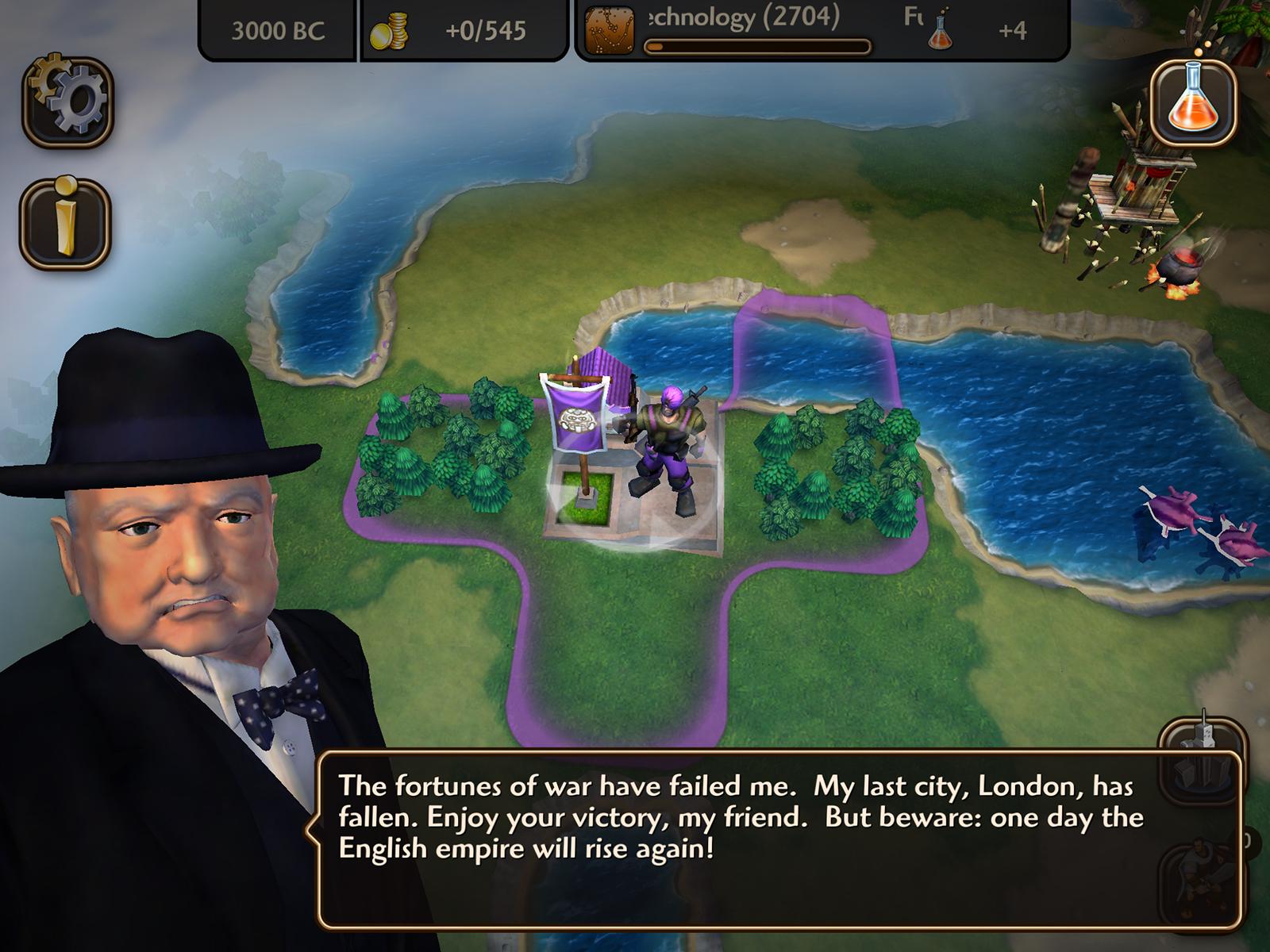 Mobilní hra Civilization Revolution 2 má mířit na PS Vita 109376
