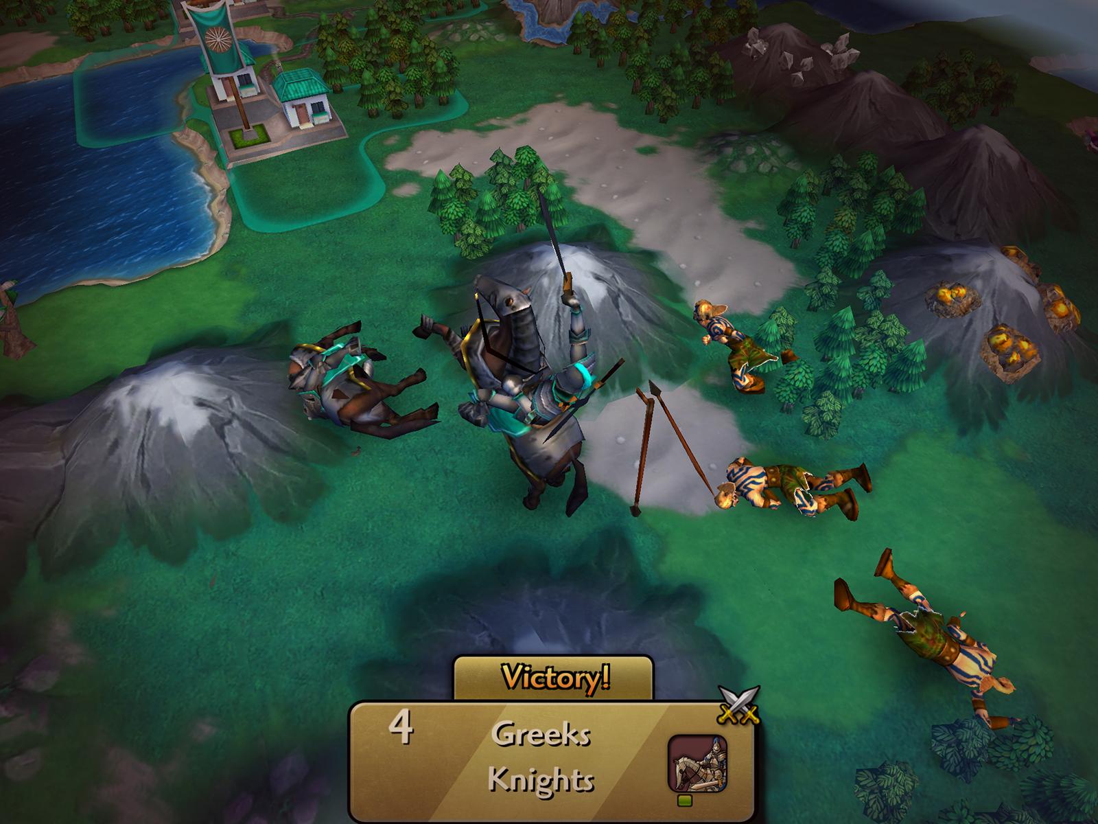 Mobilní hra Civilization Revolution 2 má mířit na PS Vita 109377