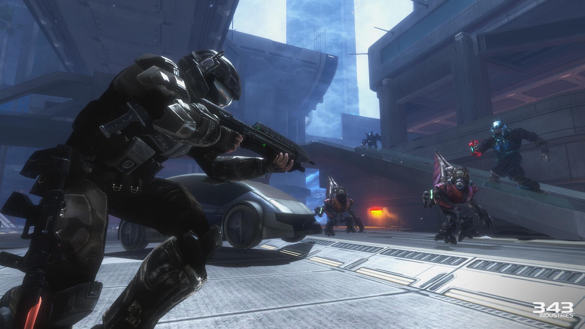 Vyšla kampaň Halo 3: ODST do Halo: The Master Chief Collection 109398