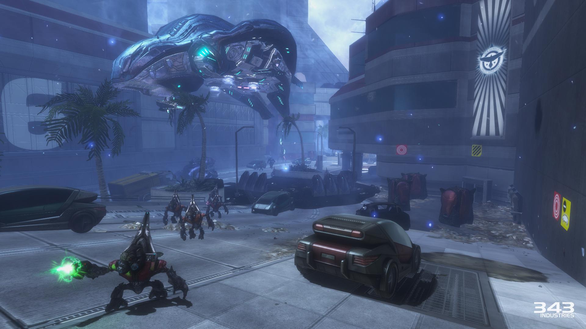 Vyšla kampaň Halo 3: ODST do Halo: The Master Chief Collection 109401