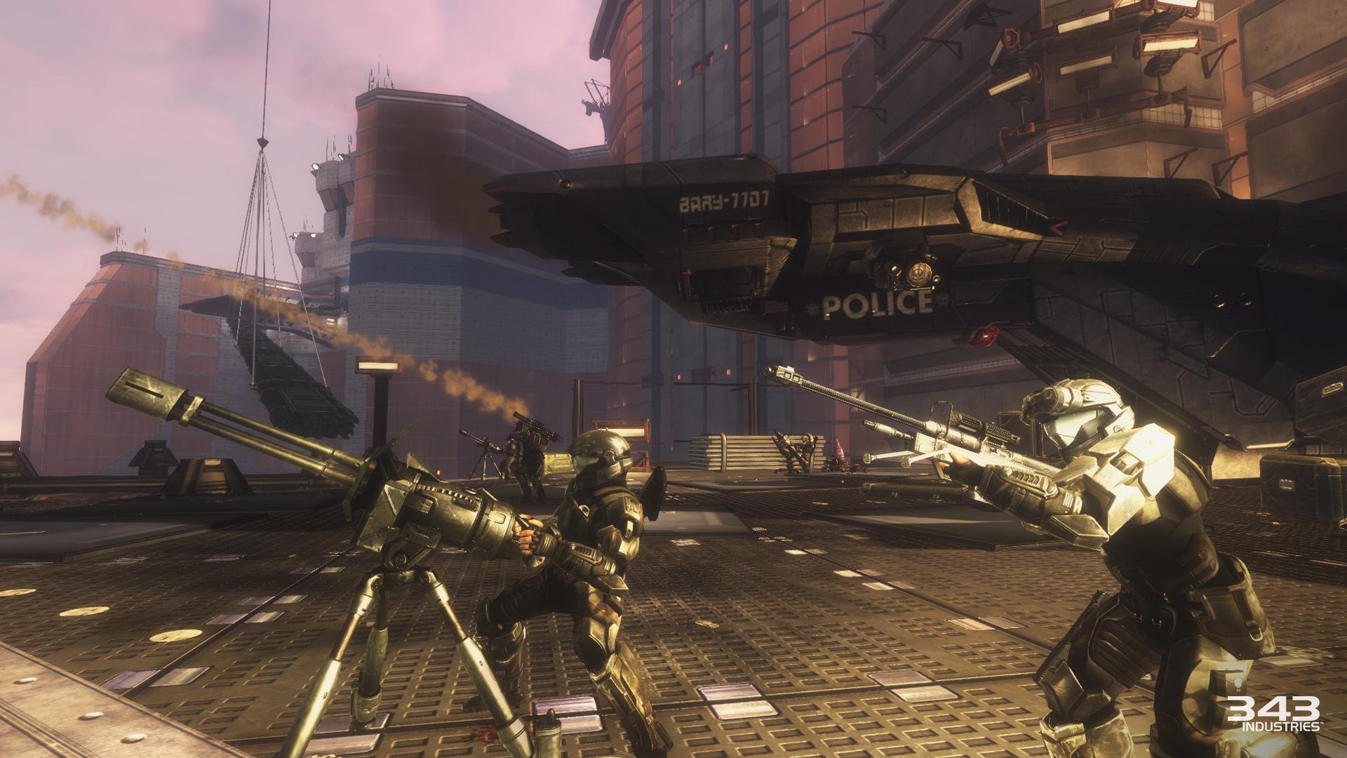 Vyšla kampaň Halo 3: ODST do Halo: The Master Chief Collection 109403