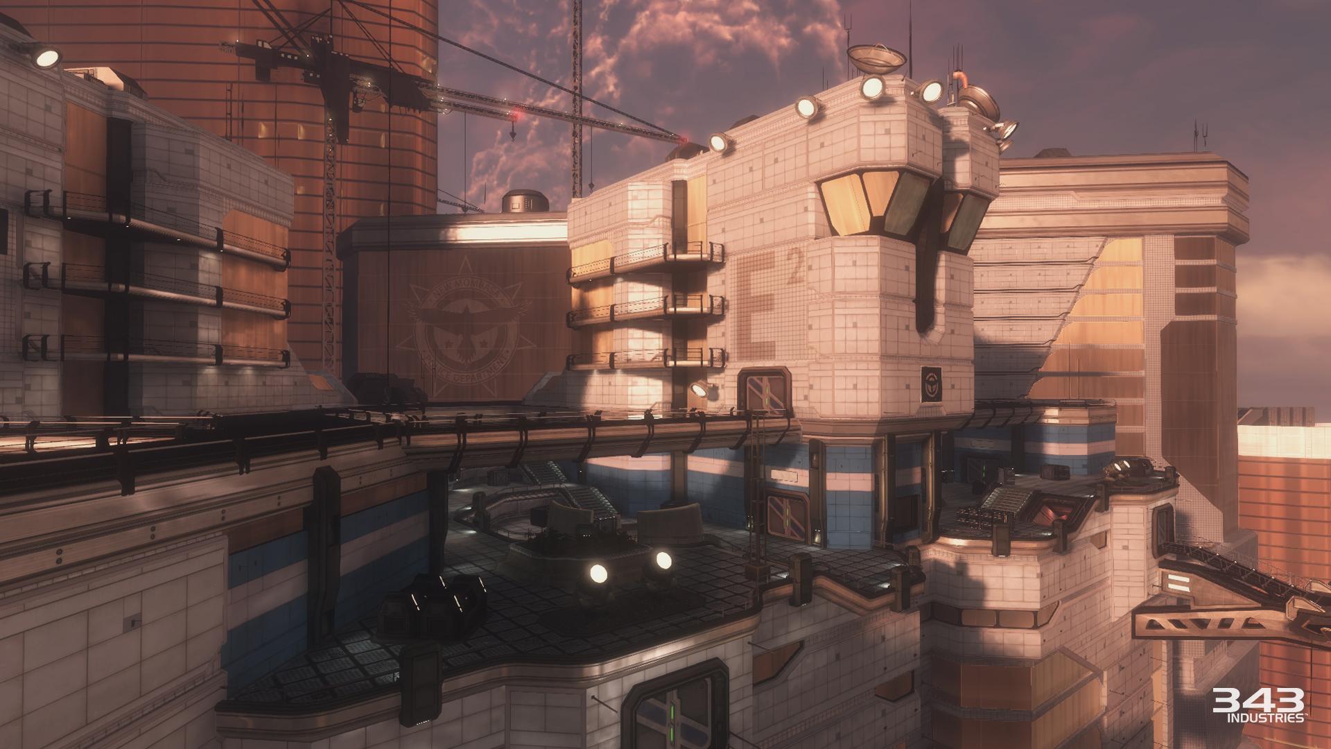 Vyšla kampaň Halo 3: ODST do Halo: The Master Chief Collection 109405