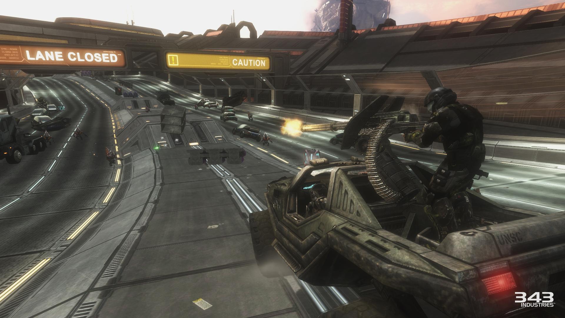 Vyšla kampaň Halo 3: ODST do Halo: The Master Chief Collection 109406