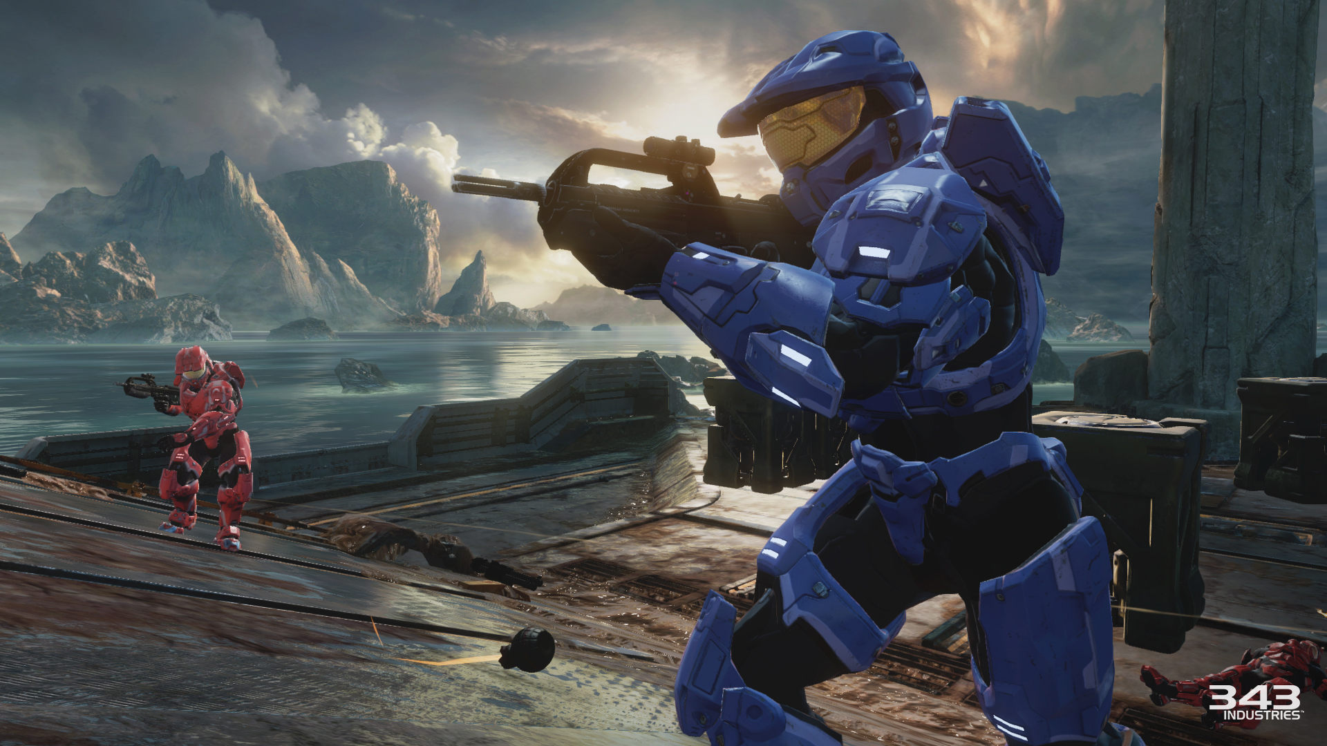 Vyšla kampaň Halo 3: ODST do Halo: The Master Chief Collection 109411