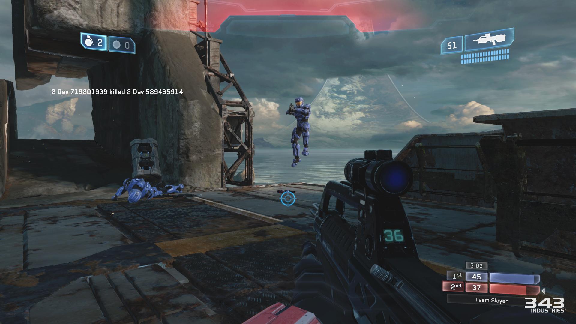 Vyšla kampaň Halo 3: ODST do Halo: The Master Chief Collection 109413