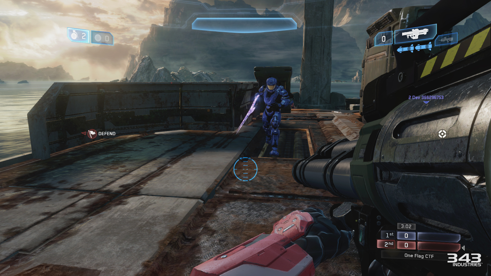 Vyšla kampaň Halo 3: ODST do Halo: The Master Chief Collection 109414