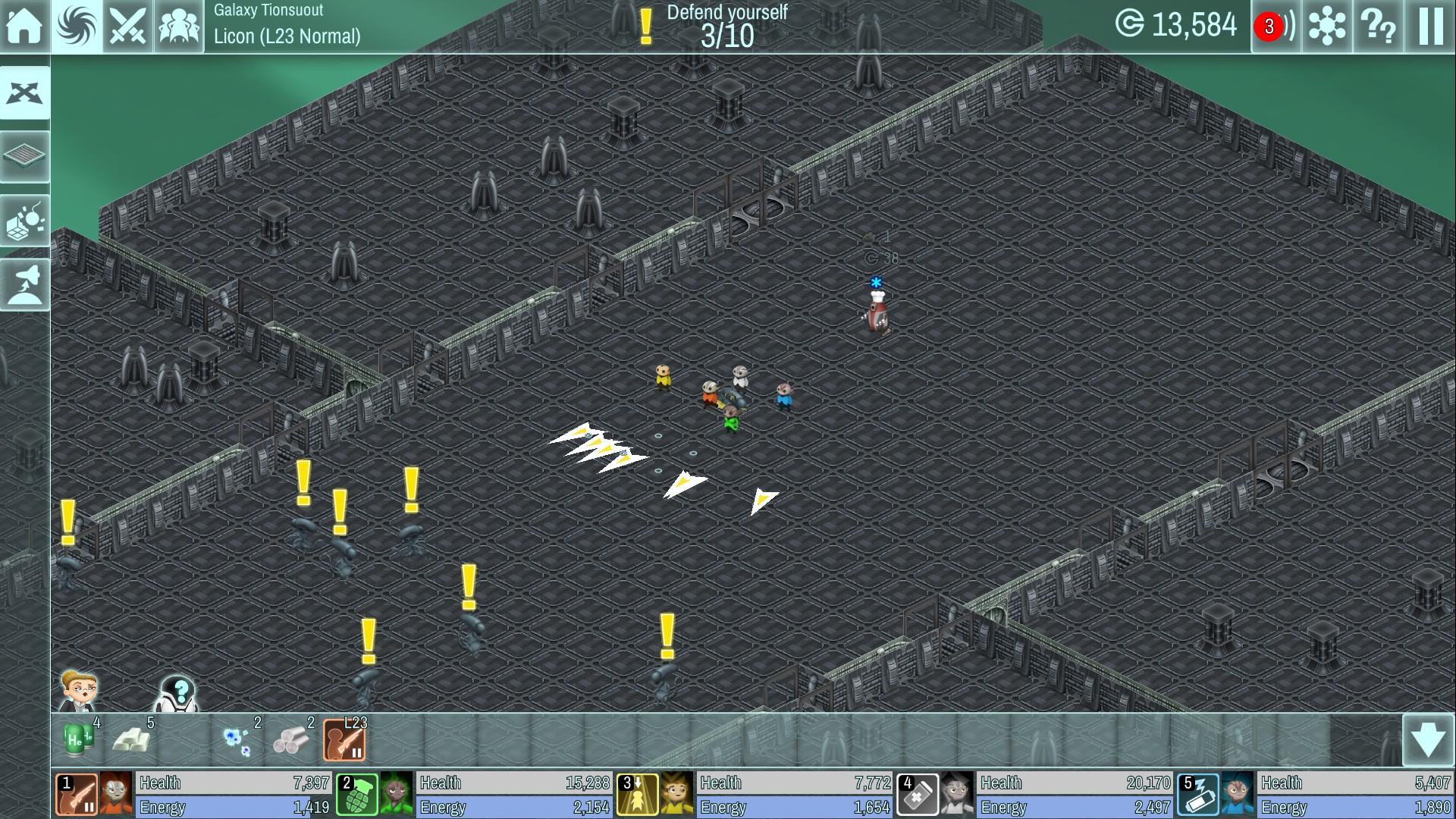 The Spatials – zábavná simulace s nádechem RPG 109434