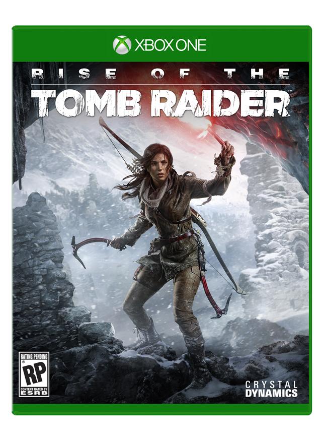 Mrazivý trailer na Rise of the Tomb Raider 109458