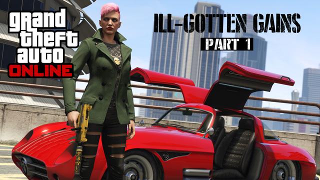 GTA Online se příští týden dočká nových vozidel, zbraní a příslušenství 109462