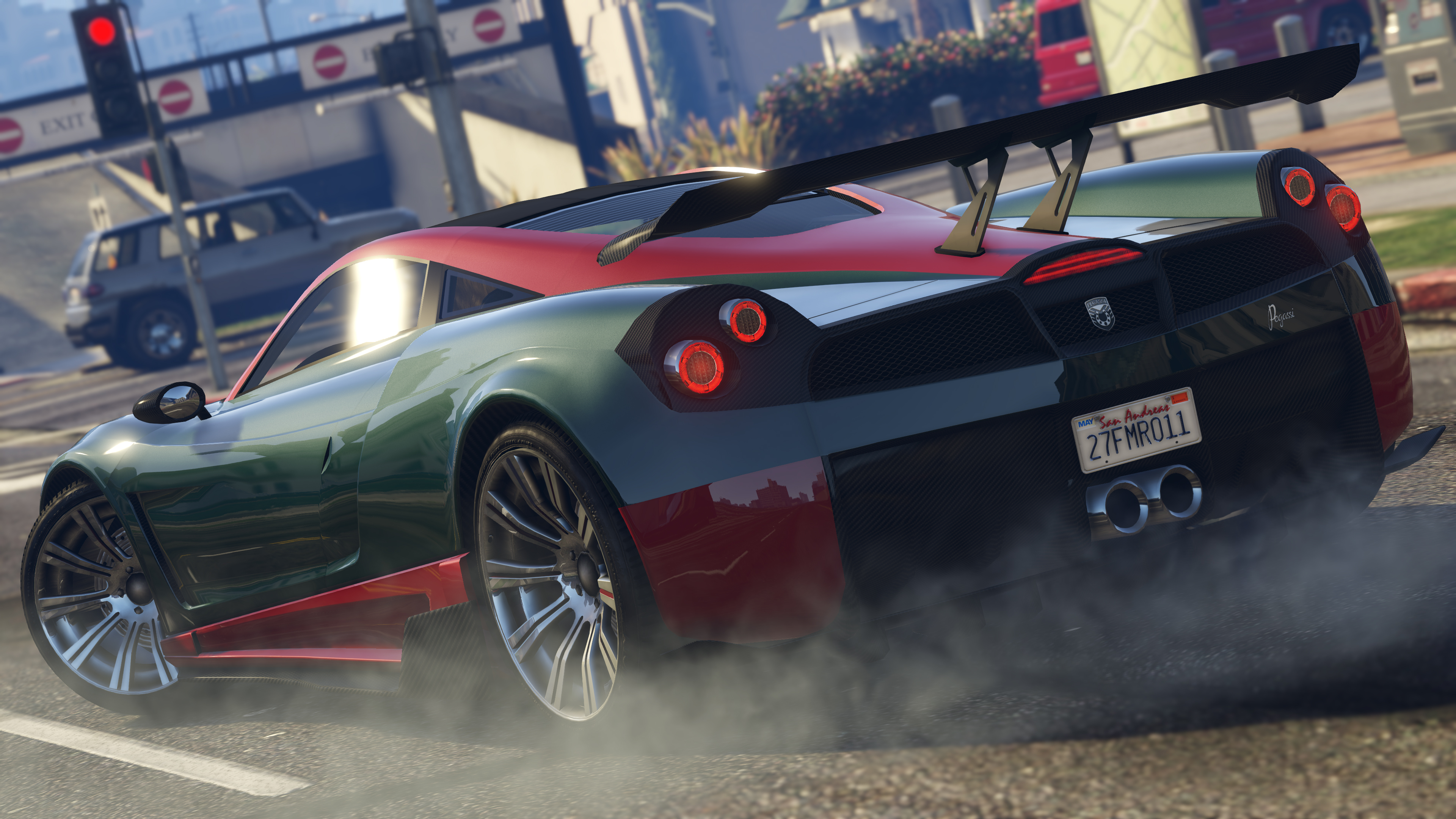 GTA Online se příští týden dočká nových vozidel, zbraní a příslušenství 109464