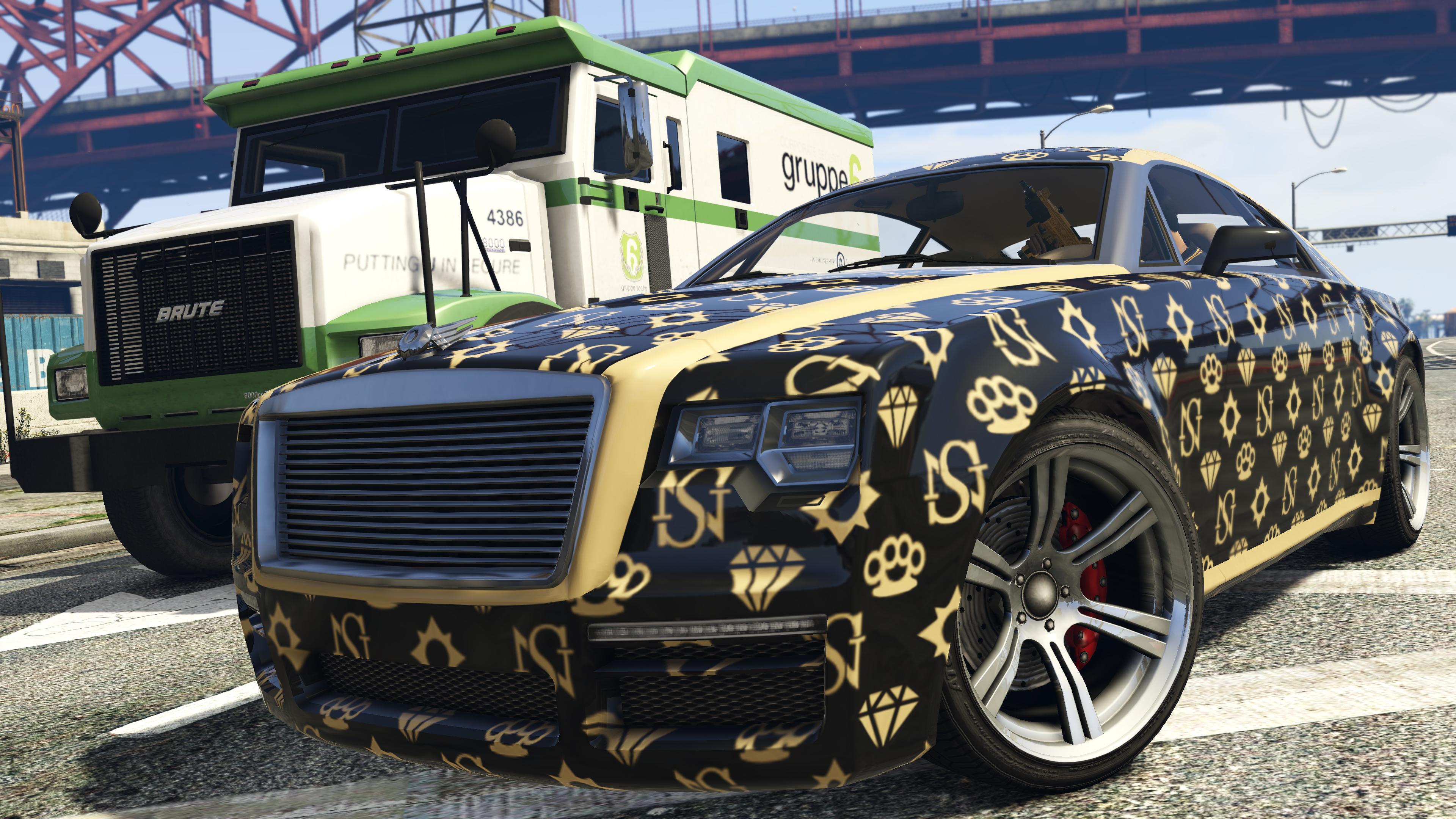 GTA Online se příští týden dočká nových vozidel, zbraní a příslušenství 109466