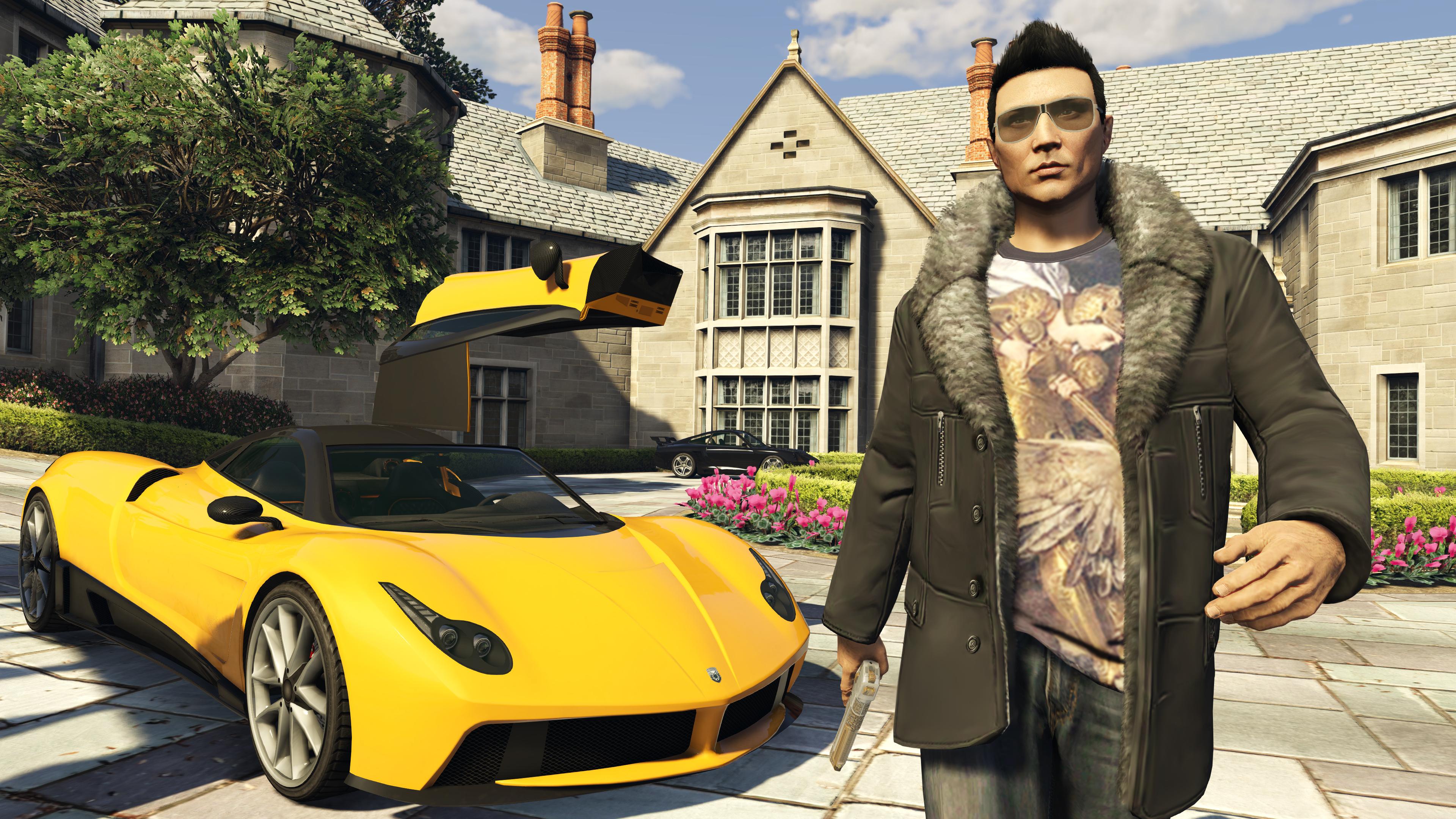 GTA Online se příští týden dočká nových vozidel, zbraní a příslušenství 109467