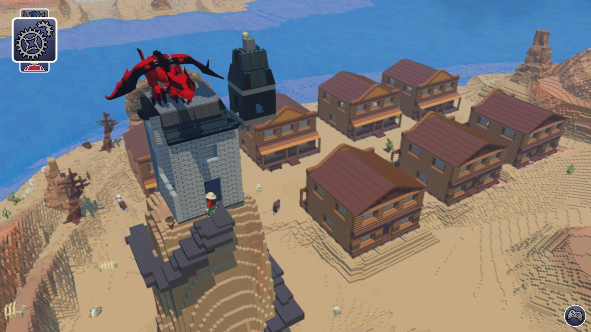 LEGO Worlds je už nyní k dispozici na Steamu 109474