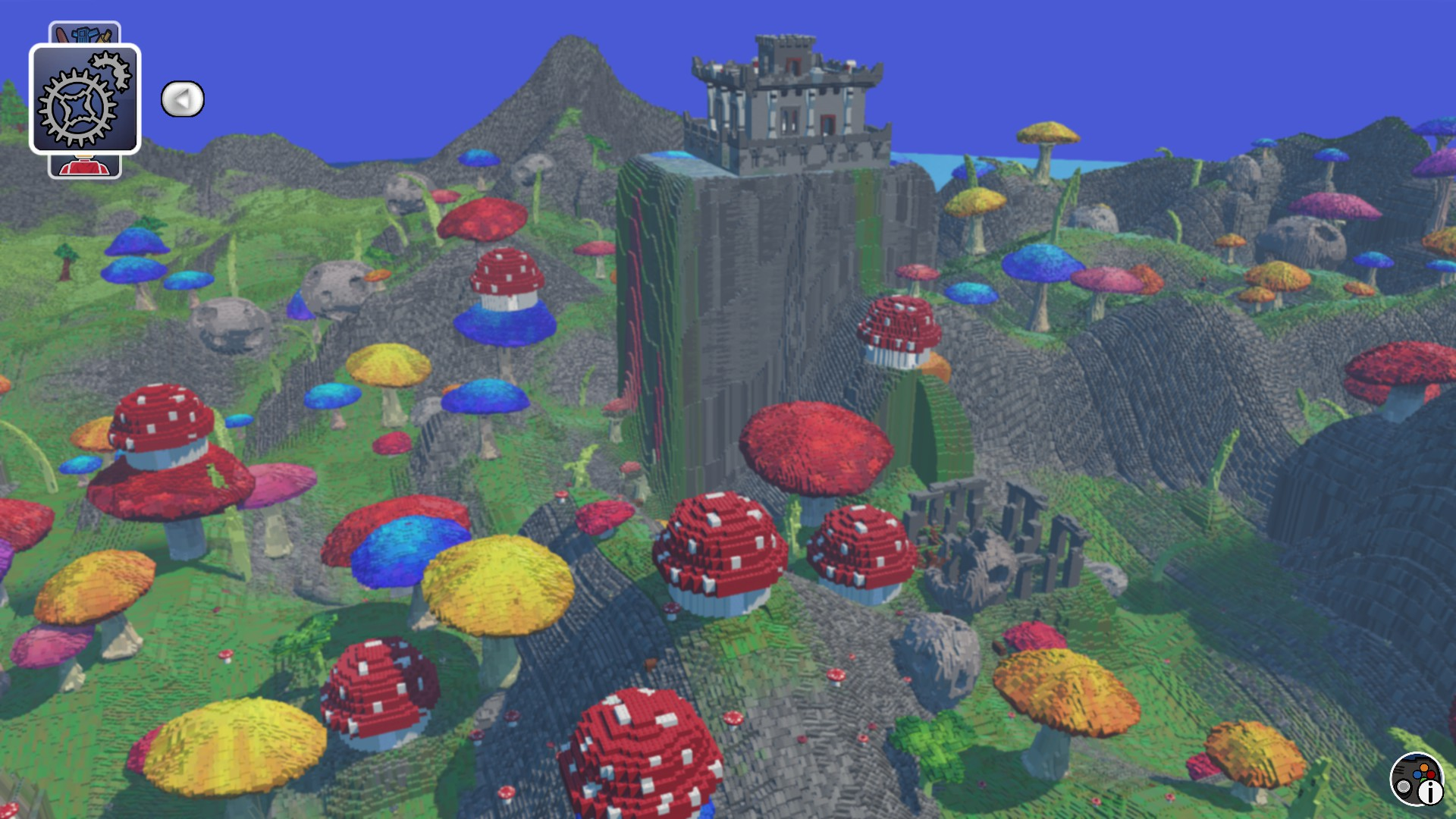 LEGO Worlds je už nyní k dispozici na Steamu 109476