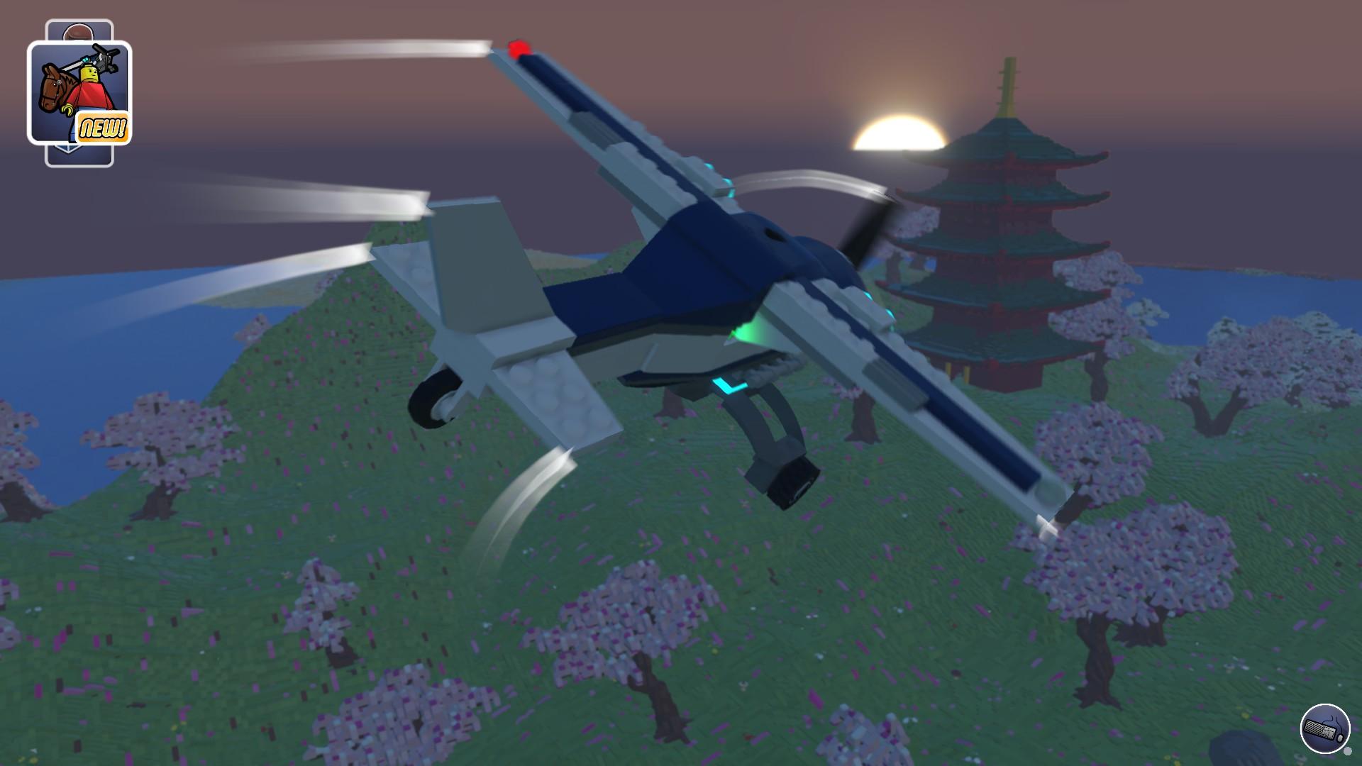 LEGO Worlds je už nyní k dispozici na Steamu 109478