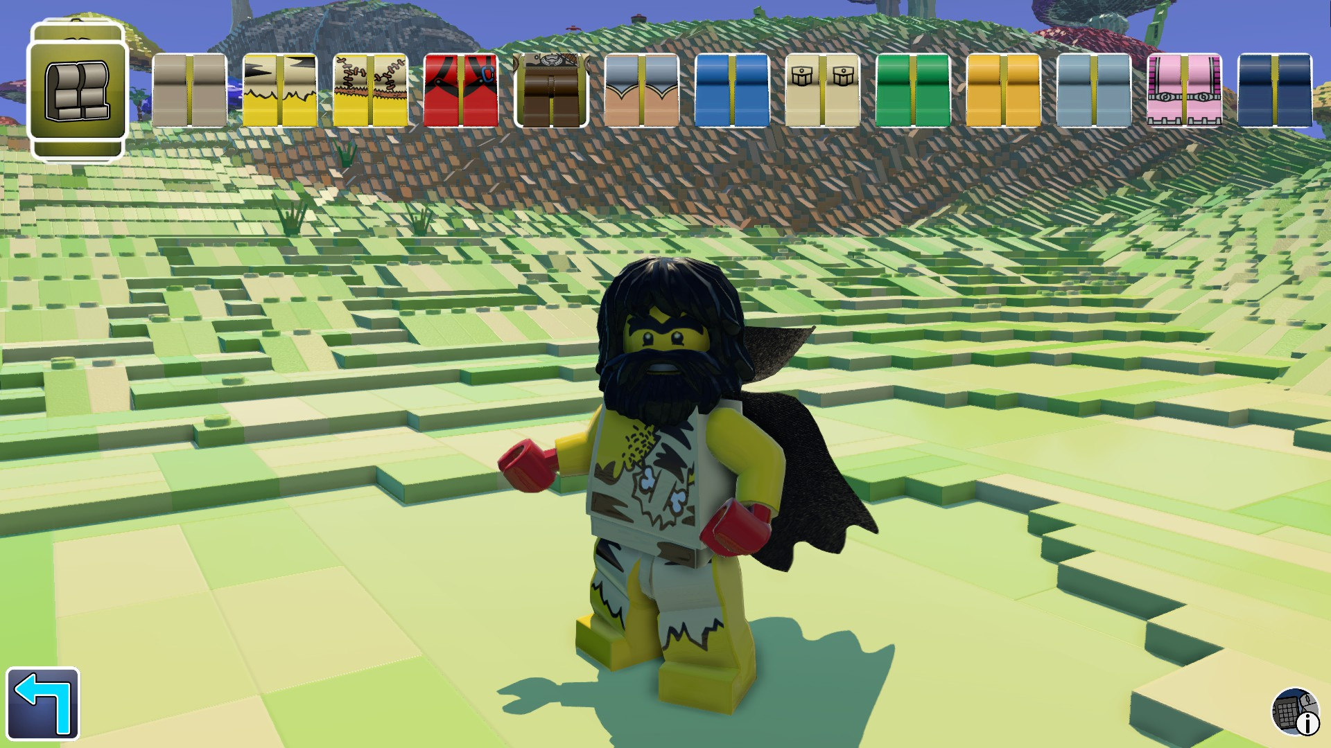LEGO Worlds je už nyní k dispozici na Steamu 109479