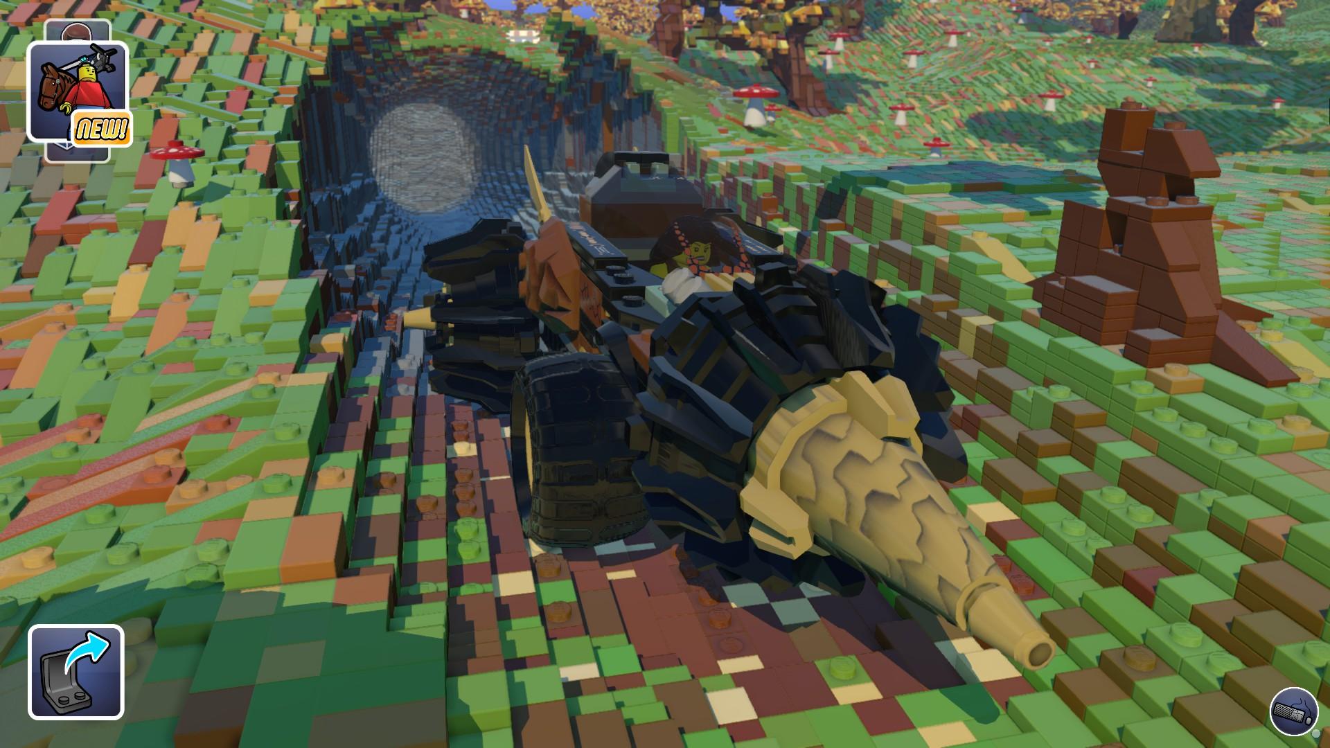 LEGO Worlds je už nyní k dispozici na Steamu 109480