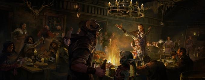 Autoři Wasteland 2 úspěšně kráčejí Kickstarterem se hrou The Bard's Tale 4 109549