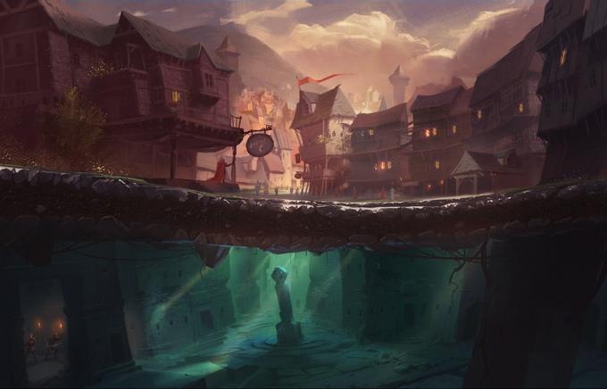 Autoři Wasteland 2 úspěšně kráčejí Kickstarterem se hrou The Bard's Tale 4 109550