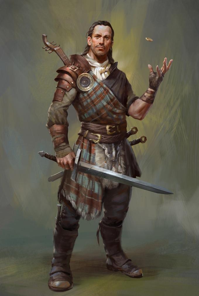 Autoři Wasteland 2 úspěšně kráčejí Kickstarterem se hrou The Bard's Tale 4 109553