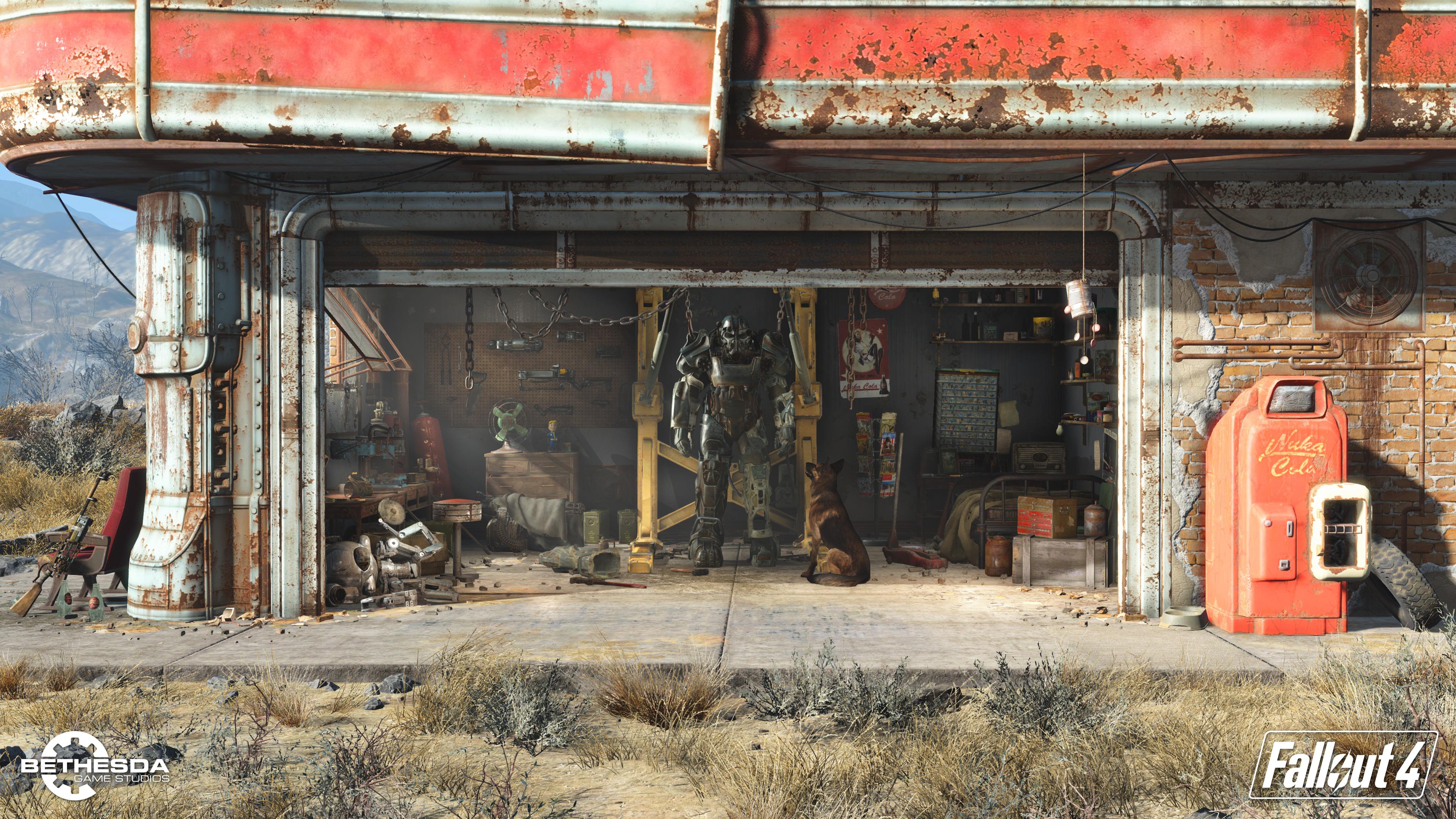 Fallout 4 oficiálně oznámen 109556