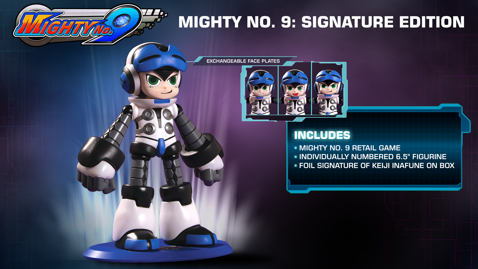 Mighty No. 9 v novém traileru 109576