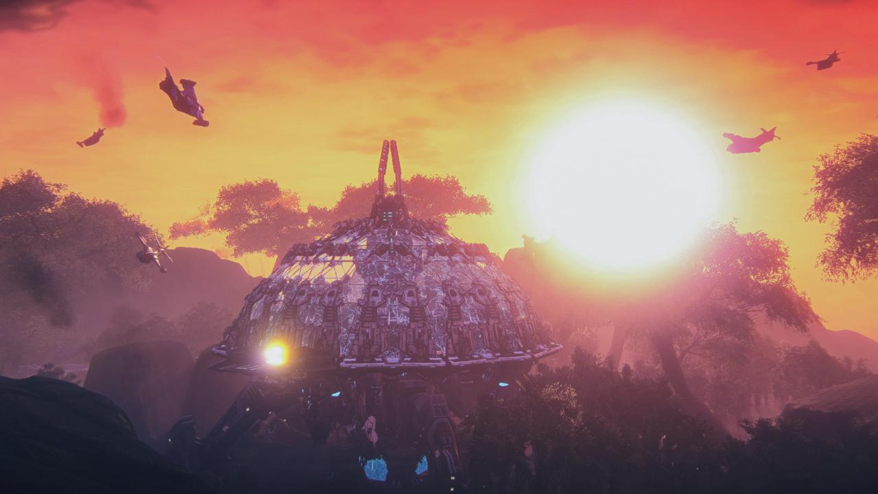 PlanetSide 2 rozpoutá bitvy na PS4 koncem měsíce 109580