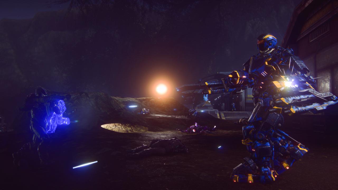 PlanetSide 2 rozpoutá bitvy na PS4 koncem měsíce 109581