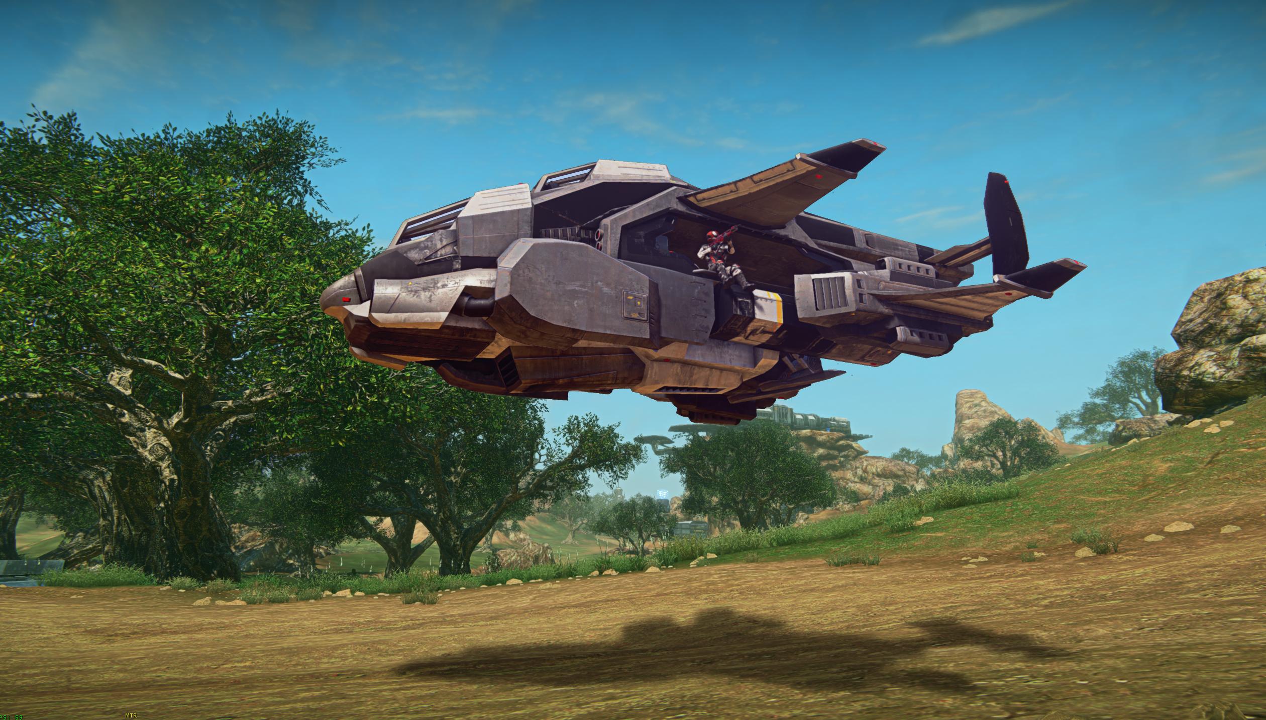 PlanetSide 2 rozpoutá bitvy na PS4 koncem měsíce 109585