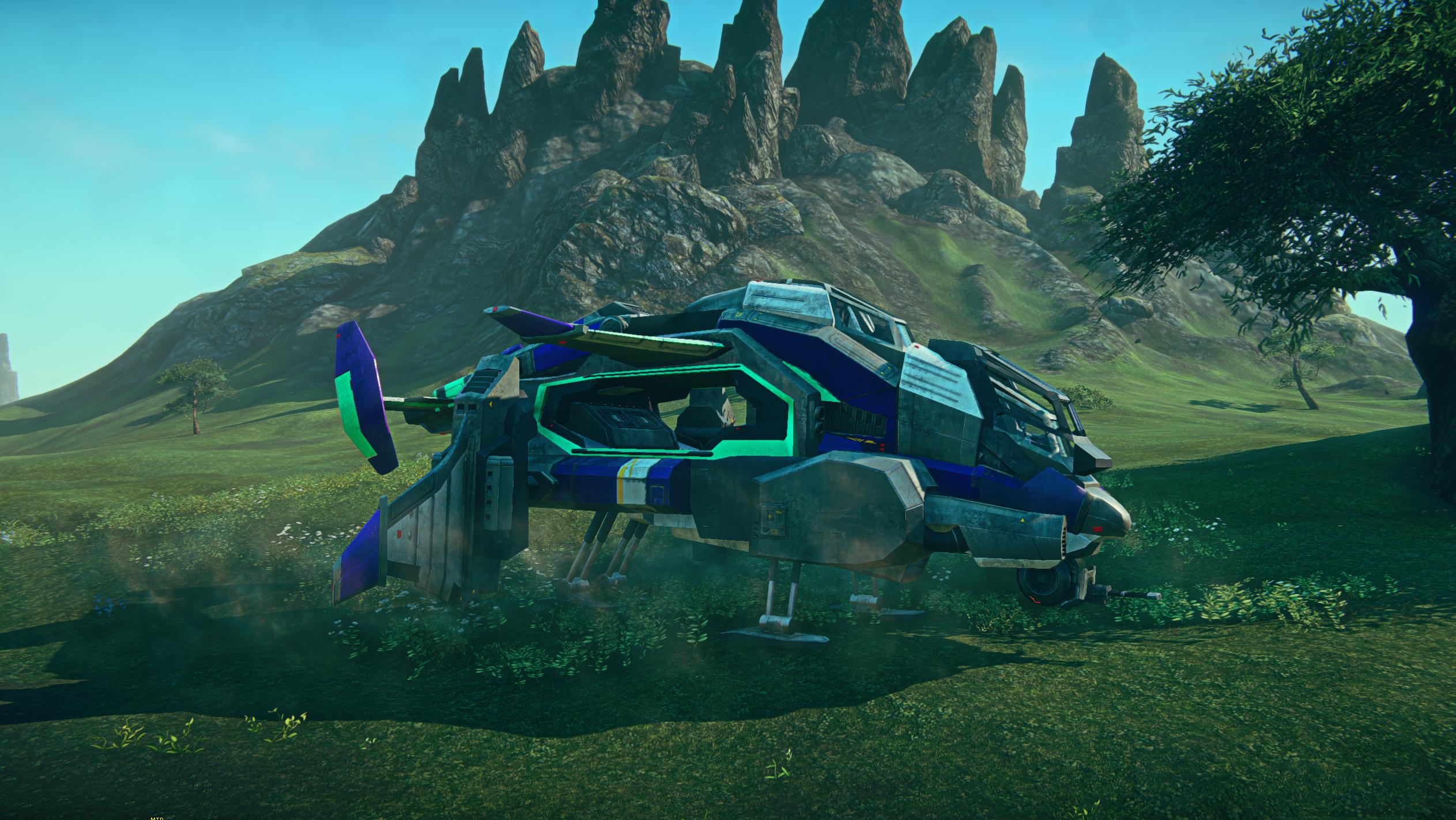 PlanetSide 2 rozpoutá bitvy na PS4 koncem měsíce 109586