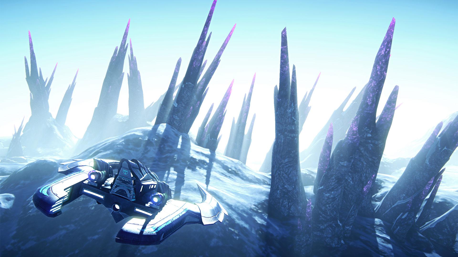 PlanetSide 2 rozpoutá bitvy na PS4 koncem měsíce 109590