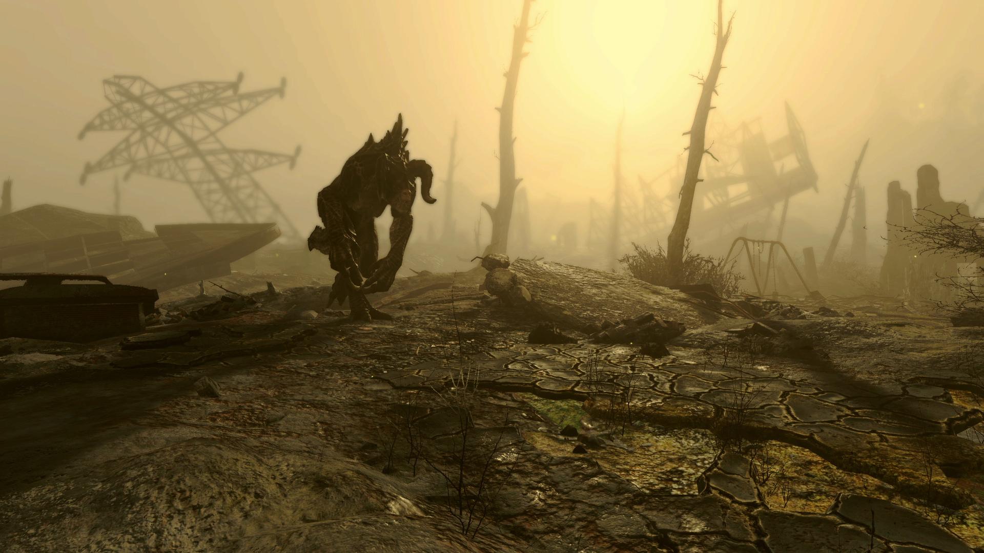 Ke včerejšímu oznámení Falloutu 4 ještě obrázky 109592