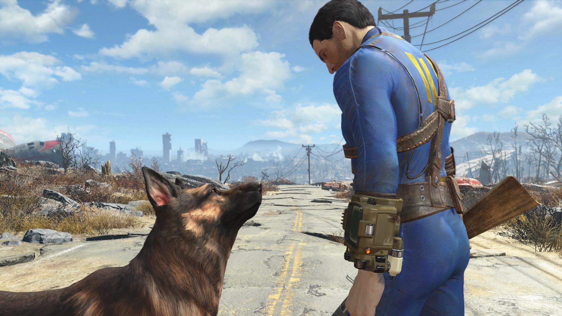 Ke včerejšímu oznámení Falloutu 4 ještě obrázky 109593
