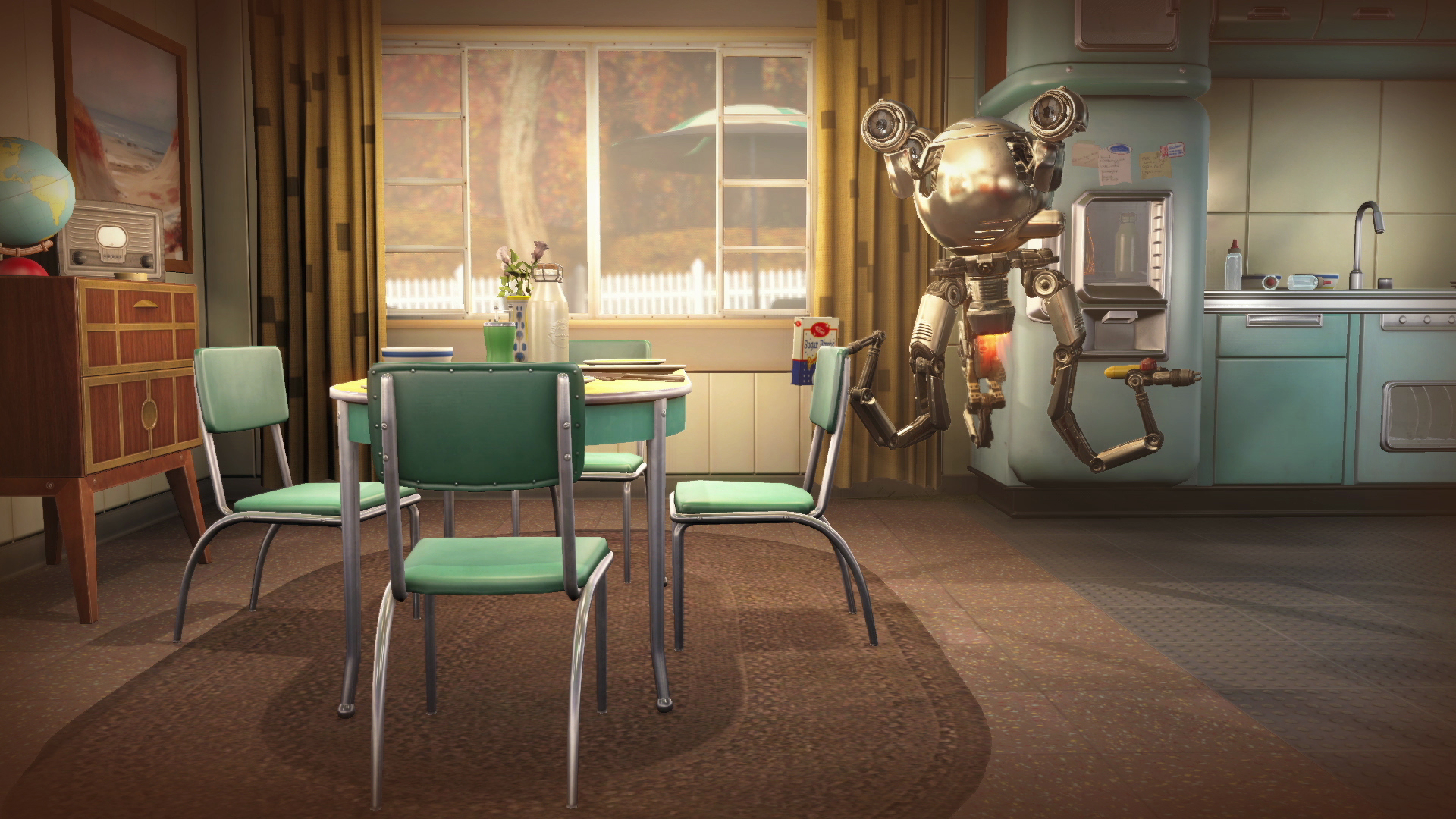 Ke včerejšímu oznámení Falloutu 4 ještě obrázky 109594