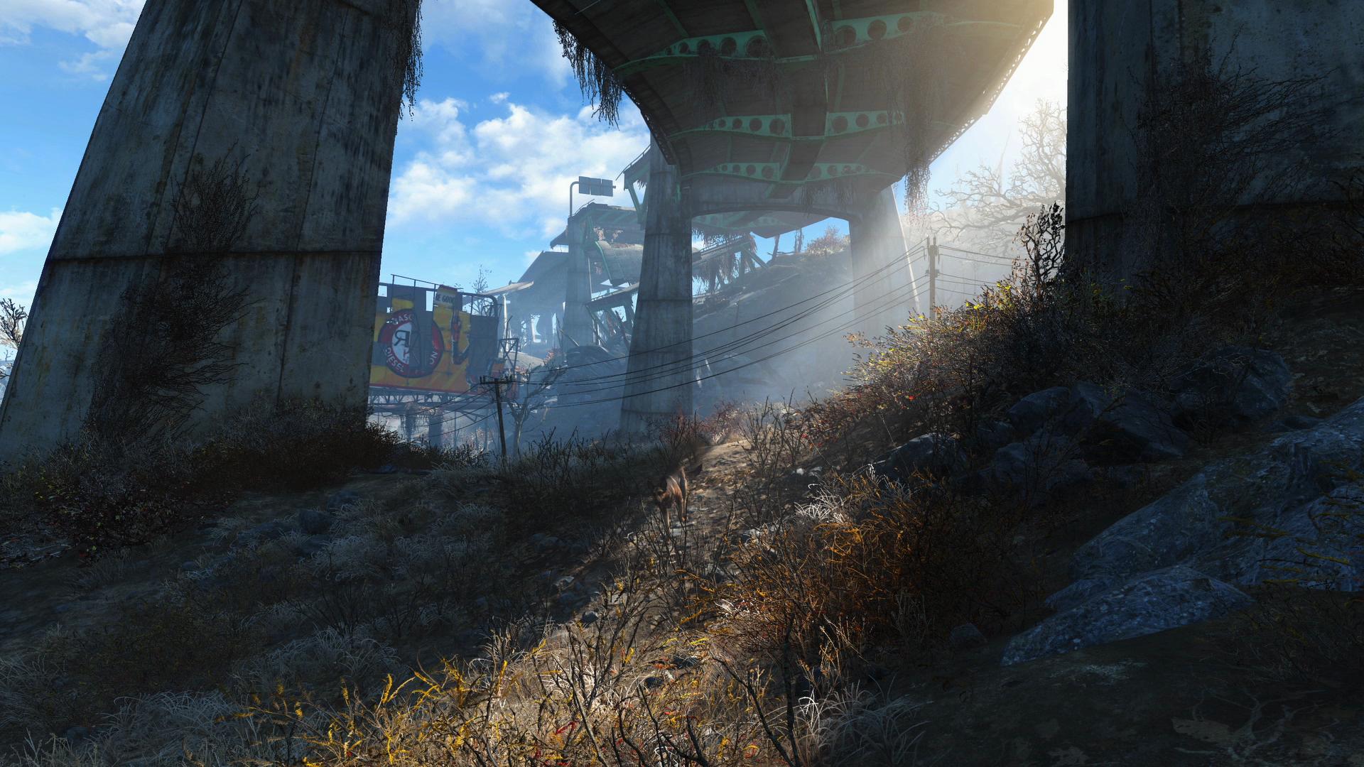 Ke včerejšímu oznámení Falloutu 4 ještě obrázky 109595