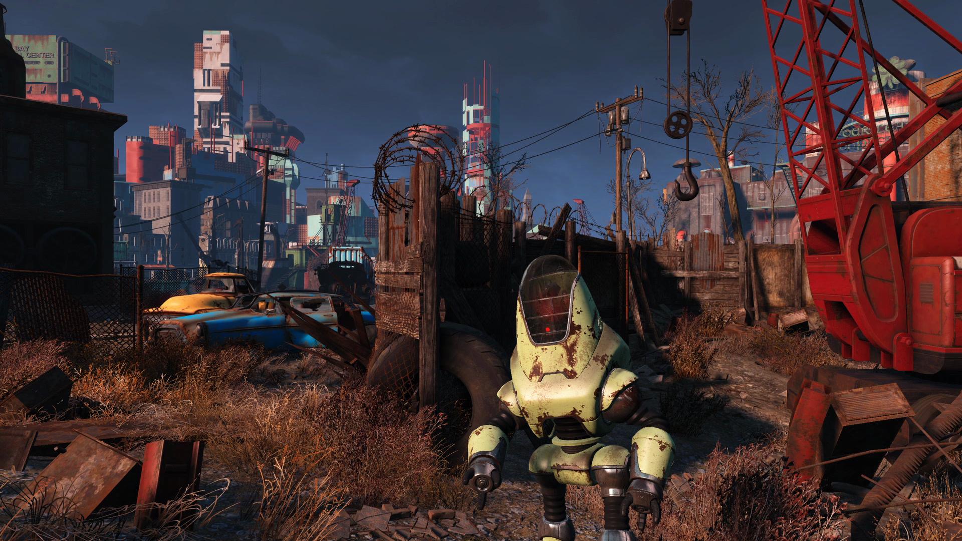 Ke včerejšímu oznámení Falloutu 4 ještě obrázky 109596