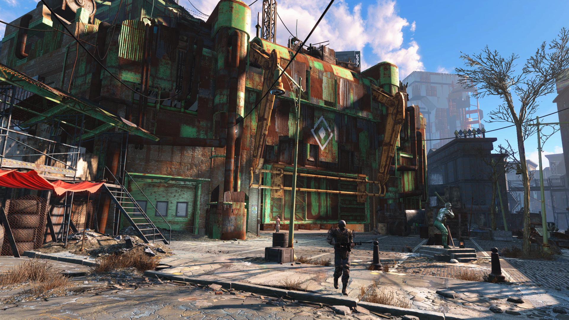 Ke včerejšímu oznámení Falloutu 4 ještě obrázky 109597
