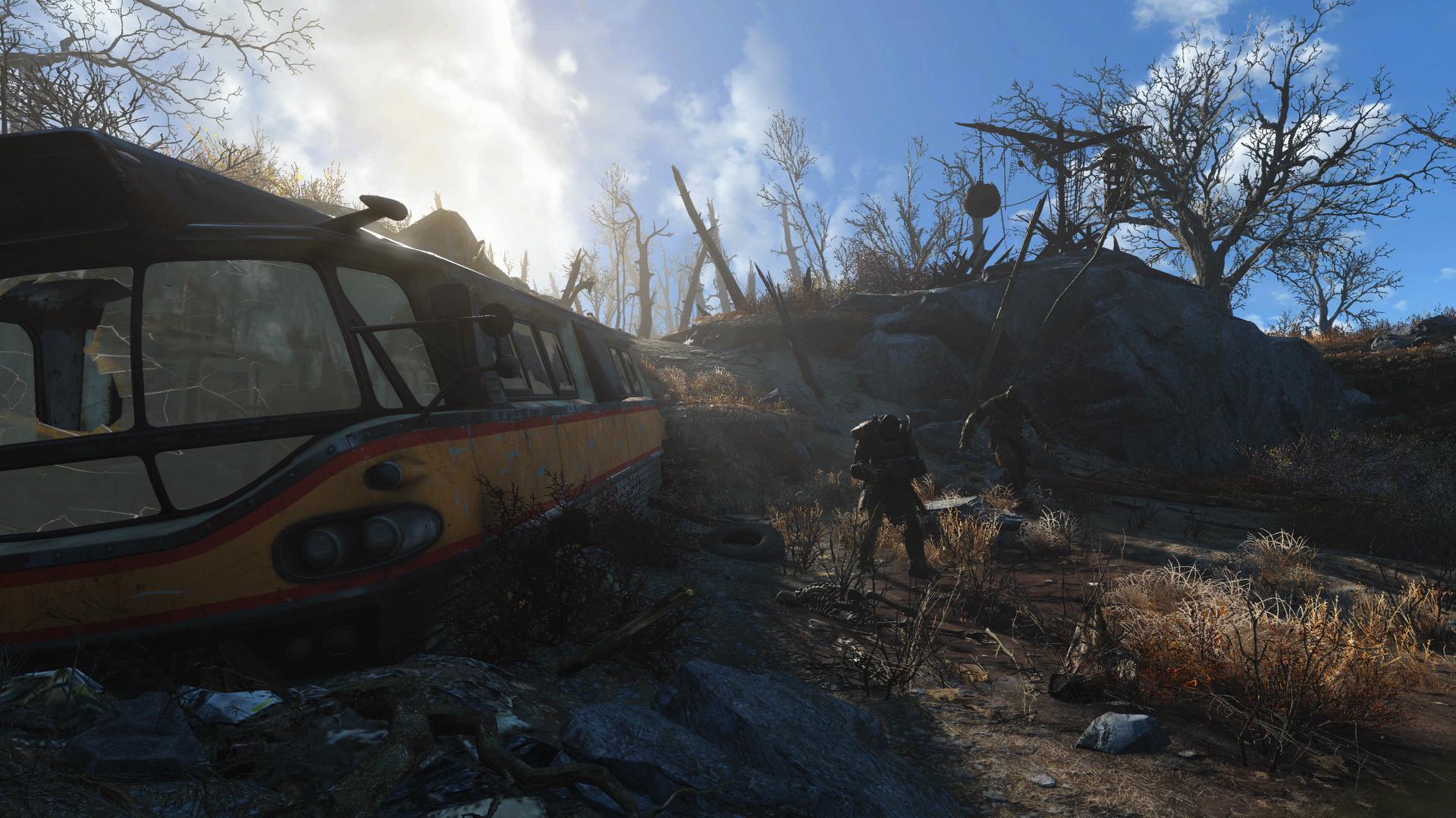 Ke včerejšímu oznámení Falloutu 4 ještě obrázky 109599