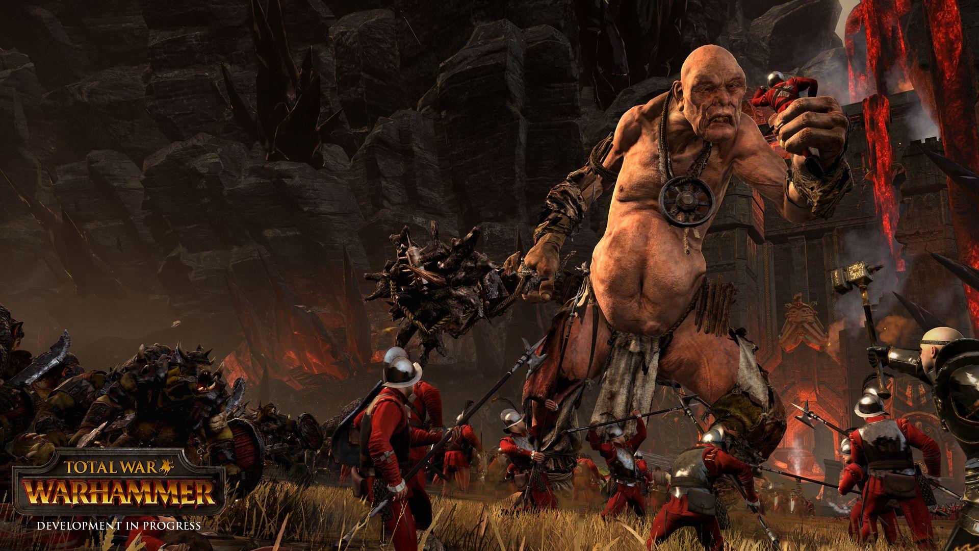 Bitva v Blackfire průsmyku z Total War: Warhammer 109632